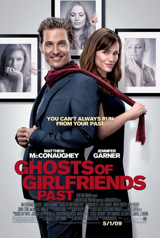 Ghosts of Girlfriends Past Poster #1