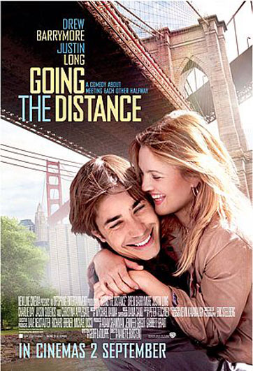 Going the Distance Poster #3
