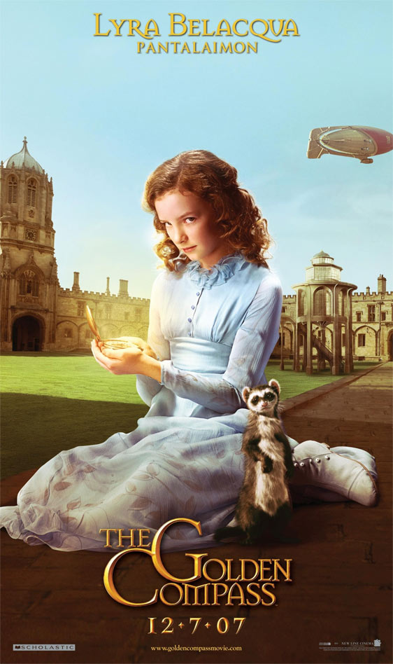 The Golden Compass Poster #10