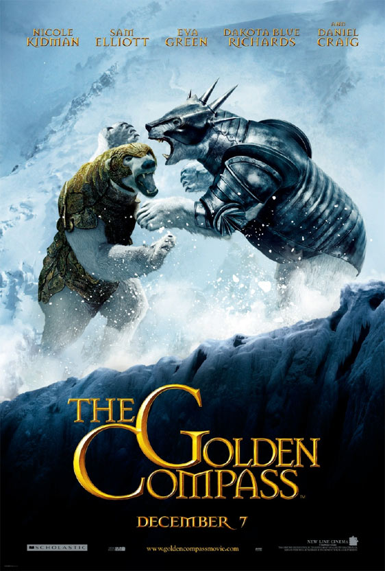 The Golden Compass Poster #2