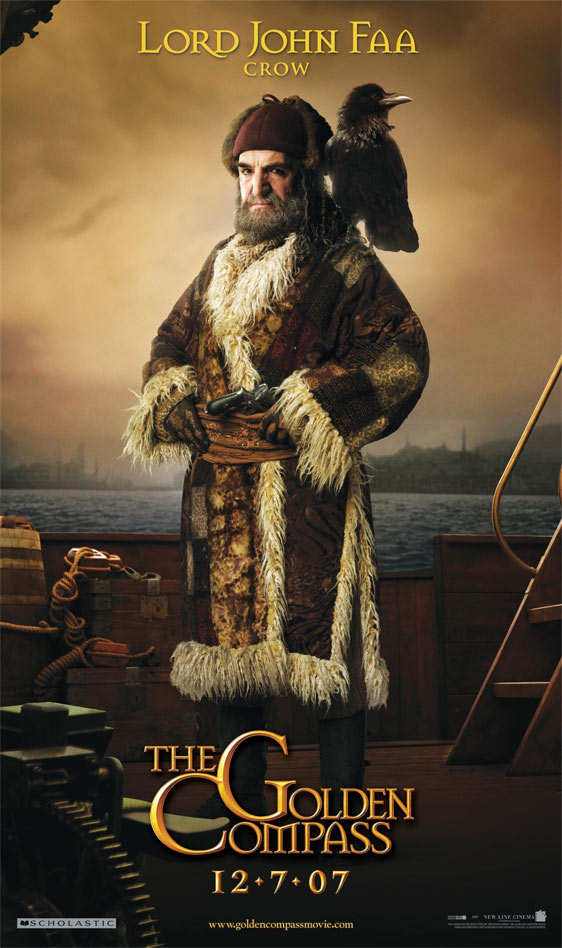 The Golden Compass Poster #4