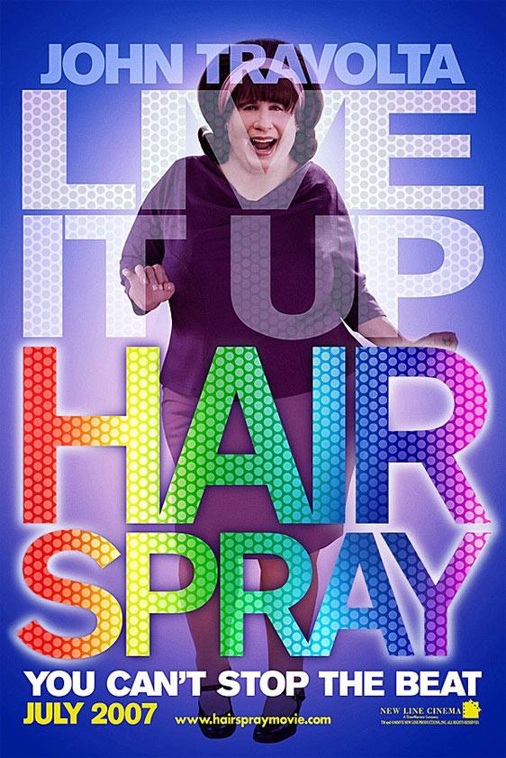 Hairspray Poster #3