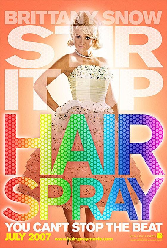 Hairspray Poster #8