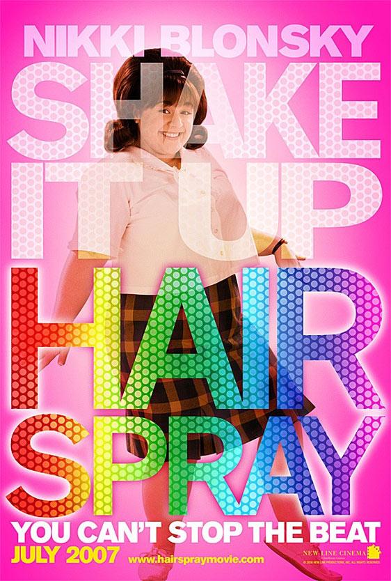 Hairspray Poster #9