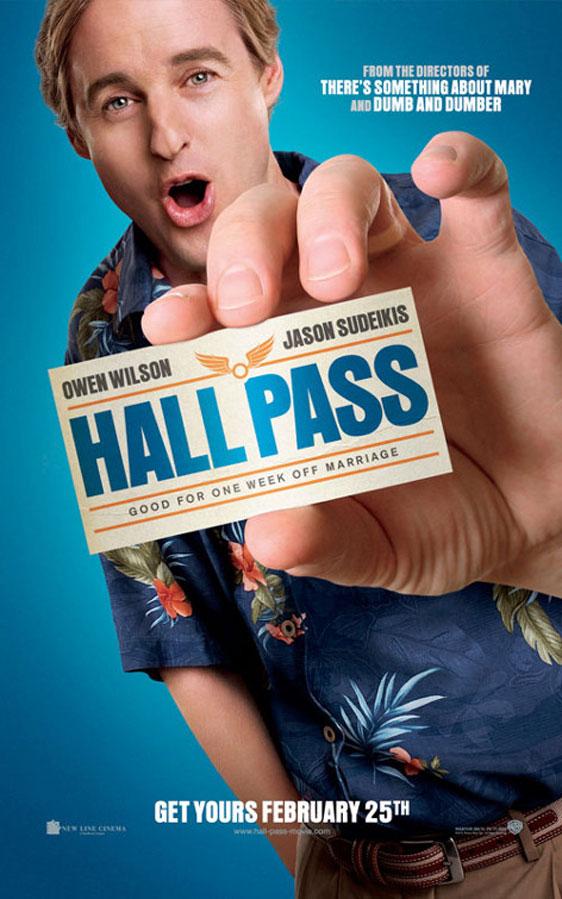 Hall Pass Poster #3