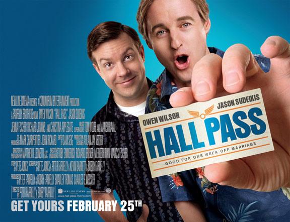 Hall Pass Poster #4