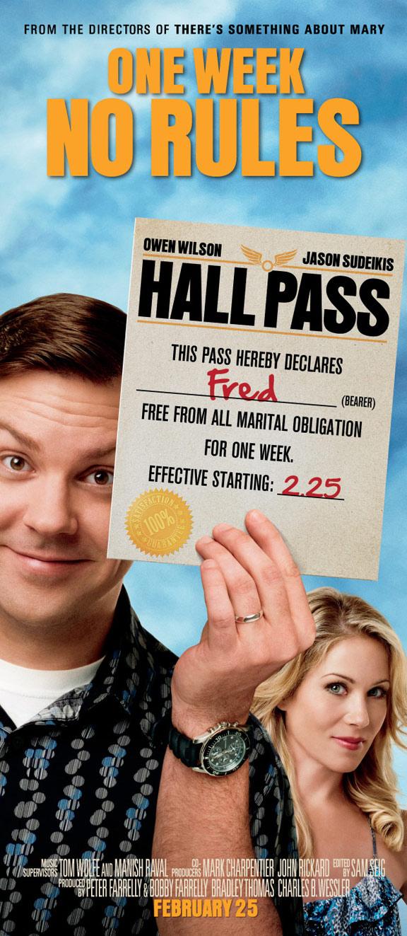 Hall Pass Poster #6
