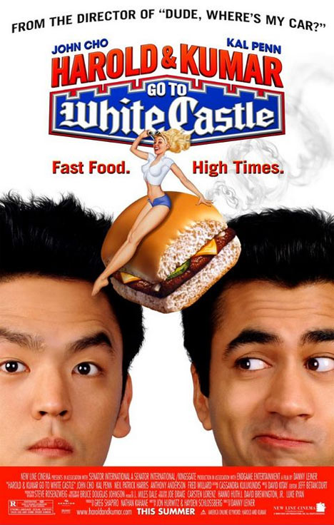 Harold & Kumar Go to White Castle Poster #1