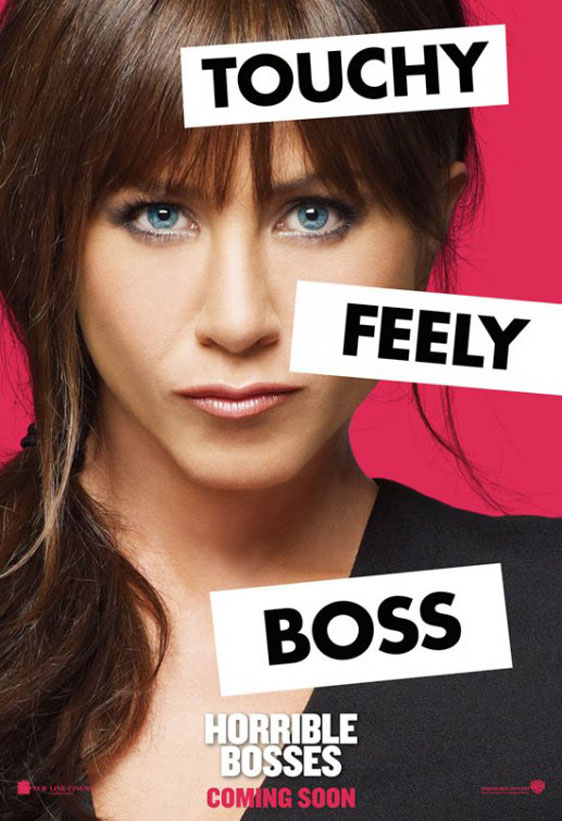 Horrible Bosses Poster #11