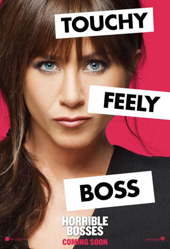 Horrible Bosses Poster #11