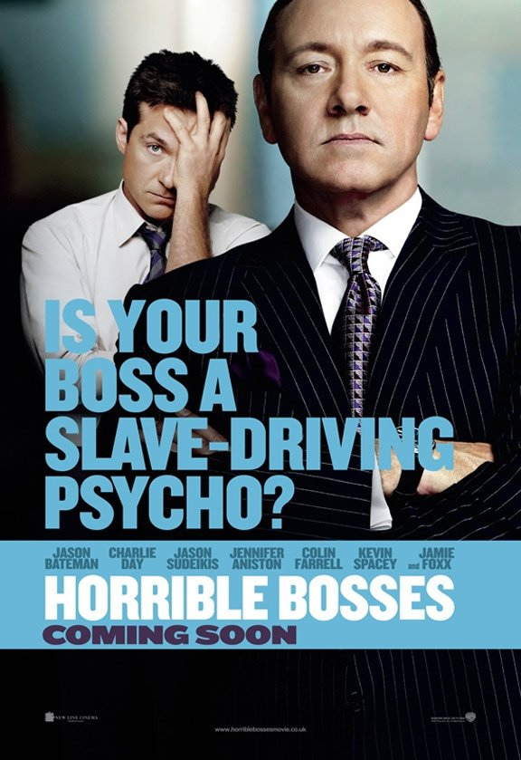 Horrible Bosses Poster #3
