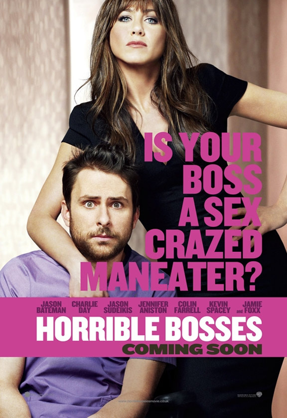 Horrible Bosses Poster #4