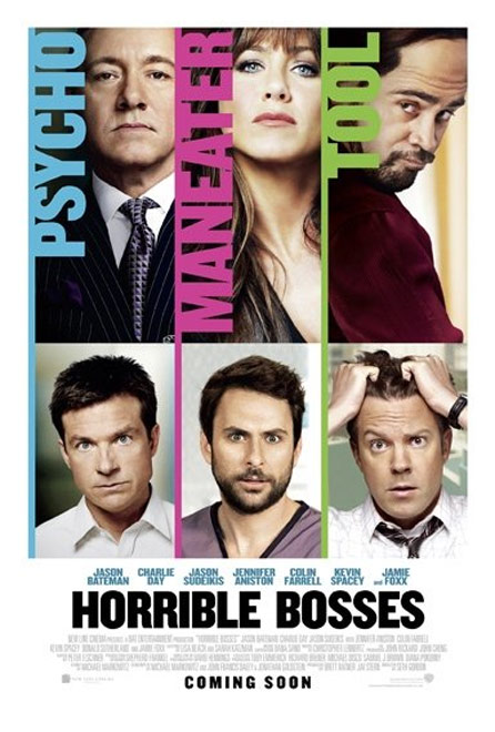 Horrible Bosses Poster #5
