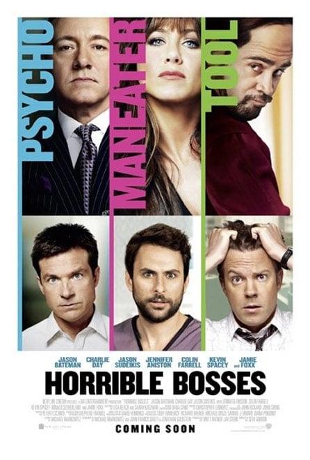 Horrible Bosses Poster #5