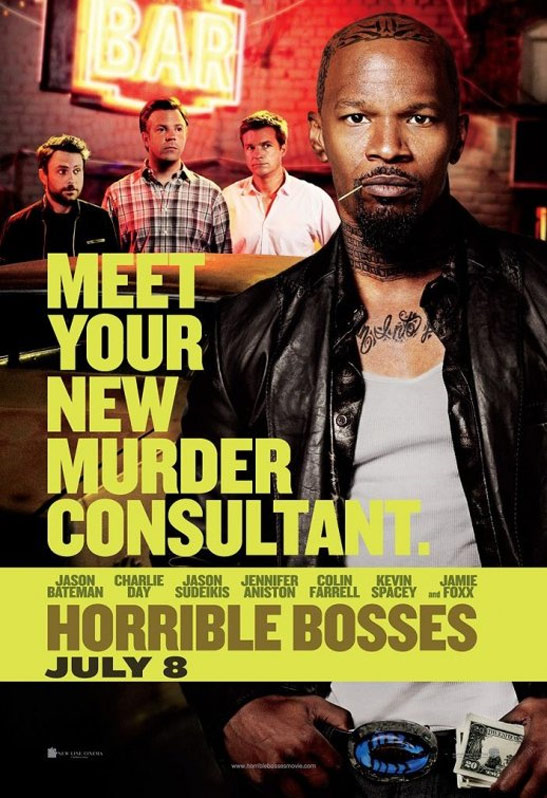 Horrible Bosses Poster #6