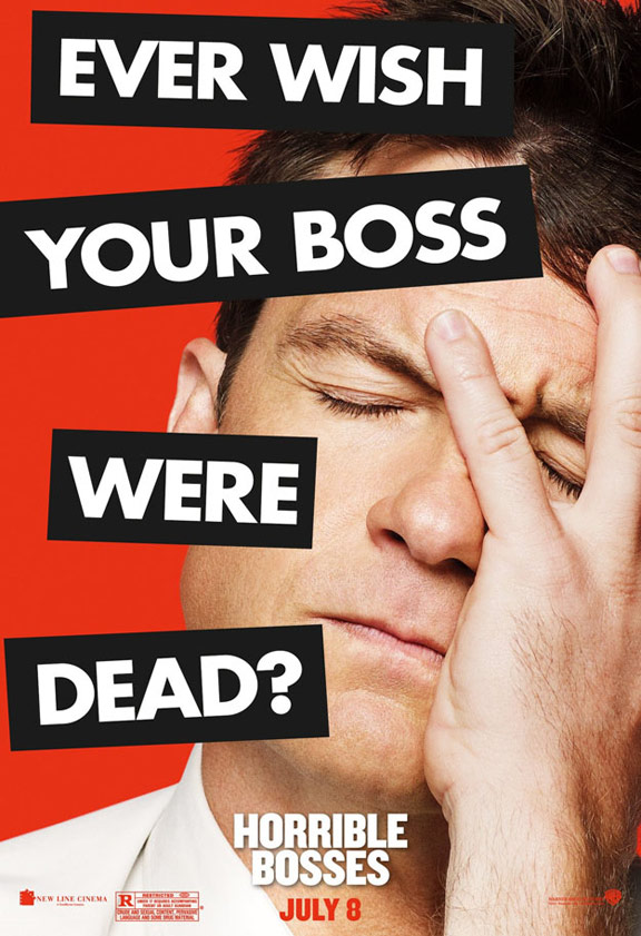 Horrible Bosses Poster #7
