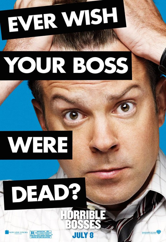 Horrible Bosses Poster #8