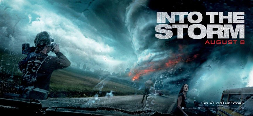 Into the Storm Poster #3