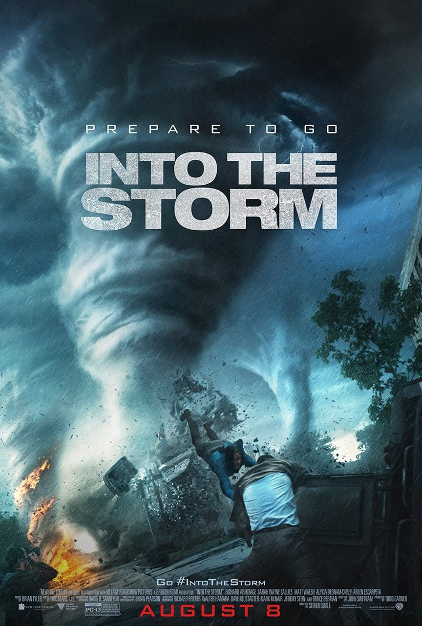 Into the Storm Poster #4