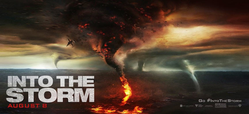 Into the Storm Poster #5
