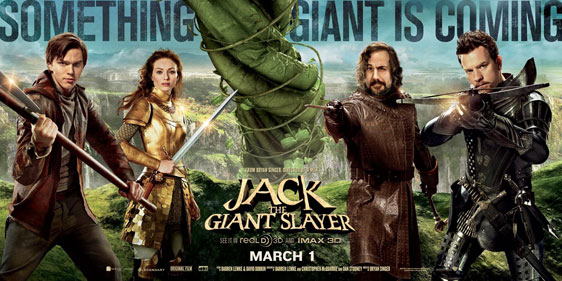 Jack the Giant Slayer Poster #10