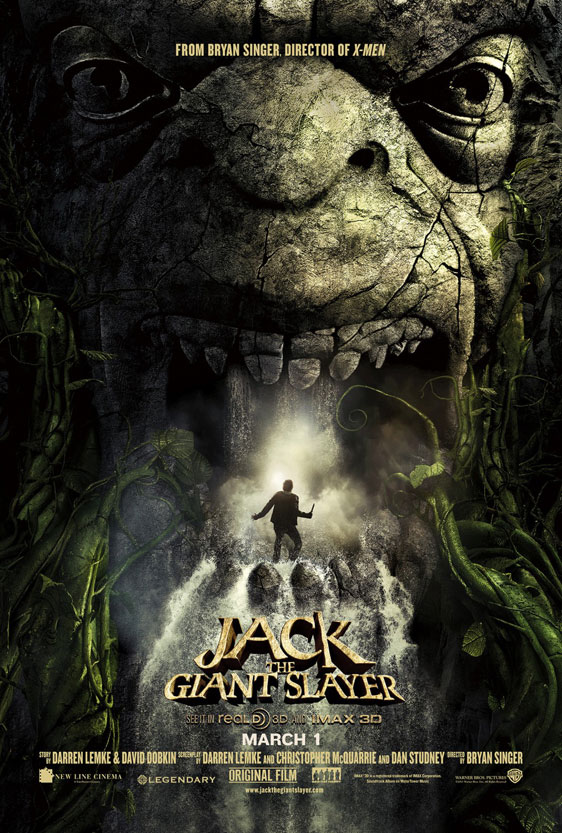 Jack the Giant Slayer Poster #2