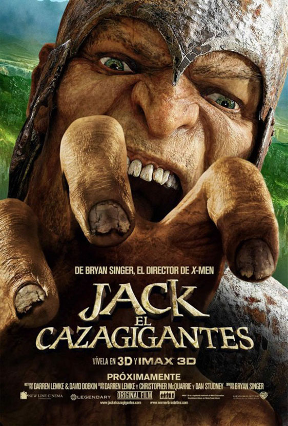 Jack the Giant Slayer Poster #3