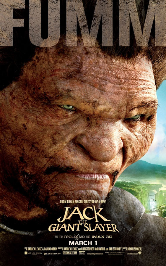 Jack the Giant Slayer Poster #7