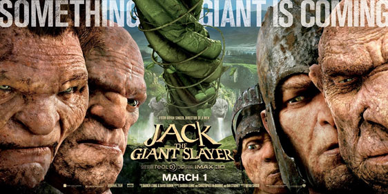 Jack the Giant Slayer Poster #9