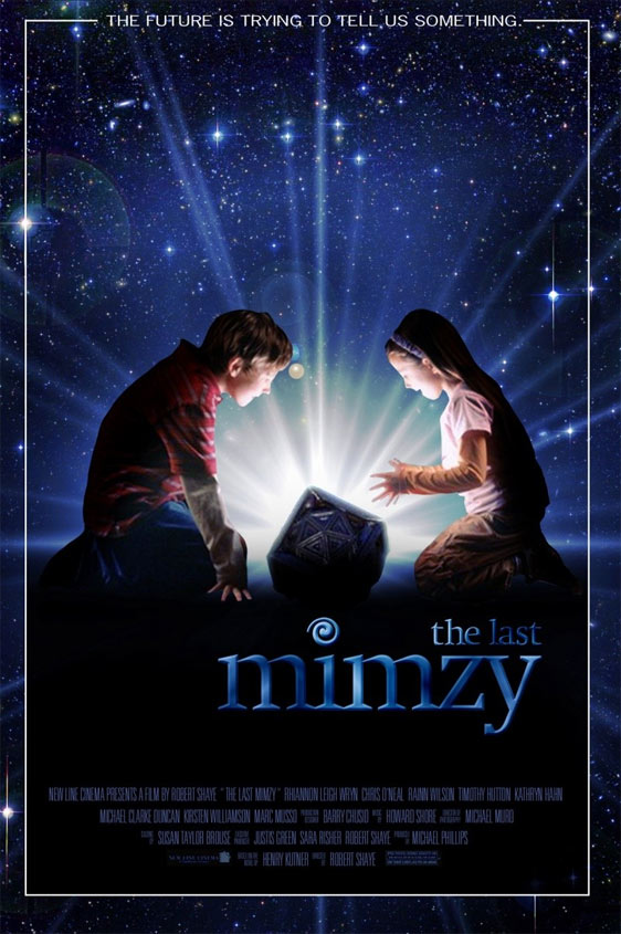 The Last Mimzy Poster #2