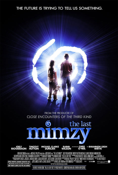 The Last Mimzy Poster #1