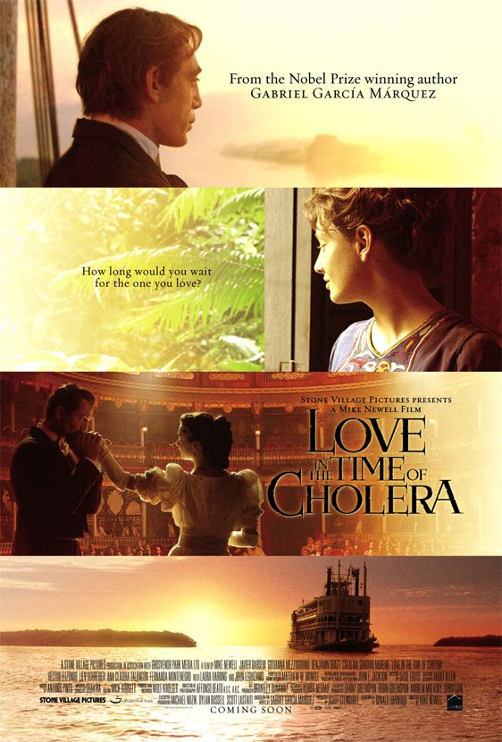 Love in the Time of Cholera Poster #2
