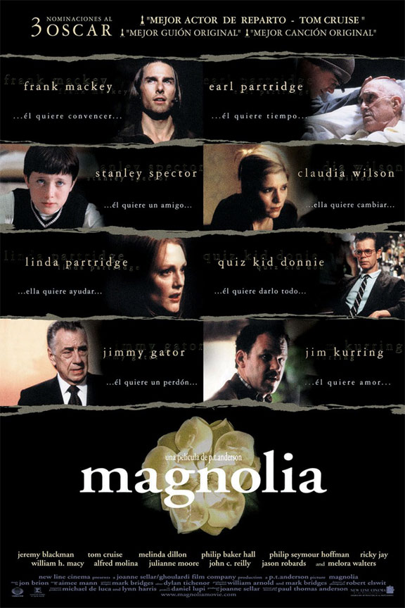 Magnolia Poster #3