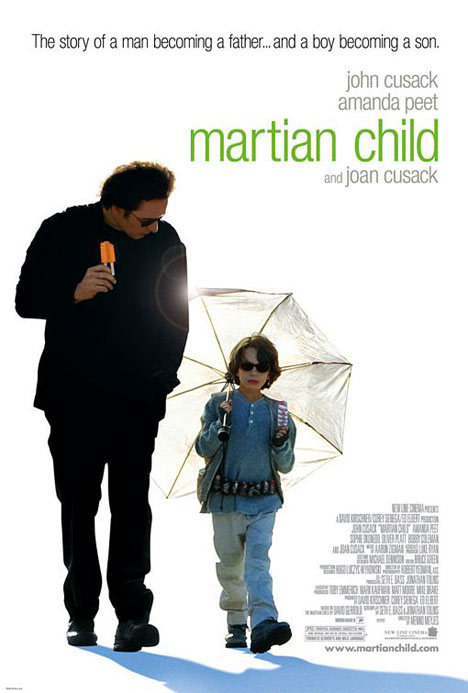 Martian Child Poster #1