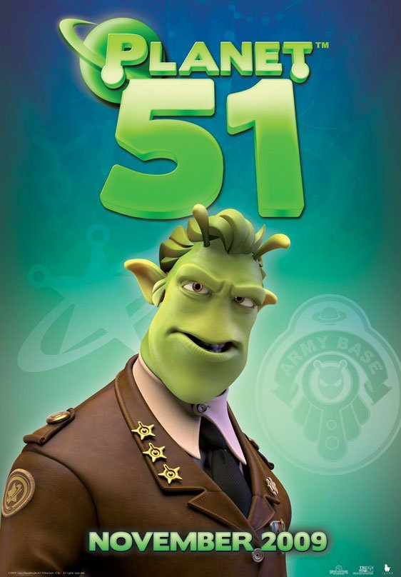 Planet 51 Poster #11