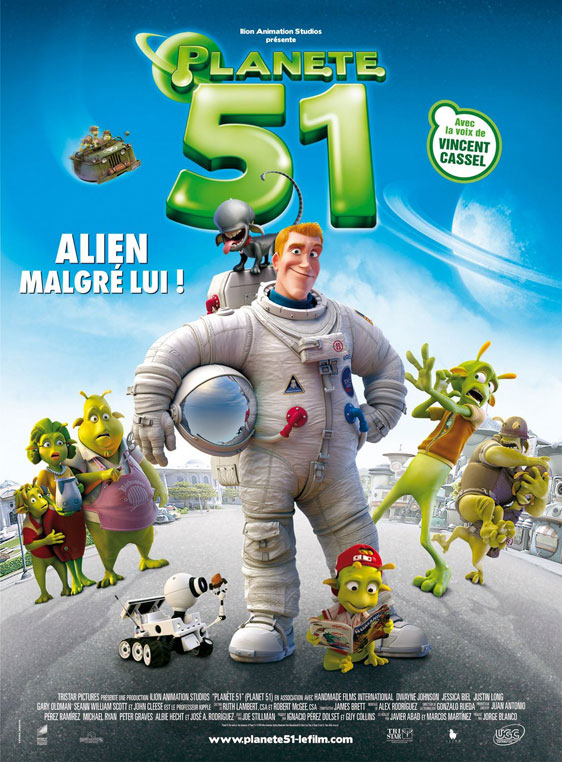 Planet 51 Poster #18
