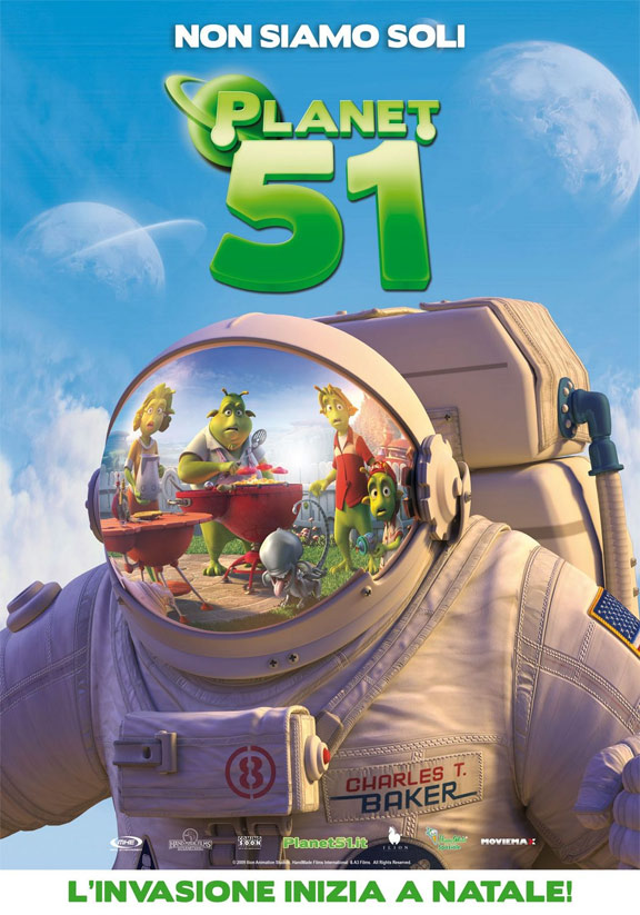 Planet 51 Poster #4