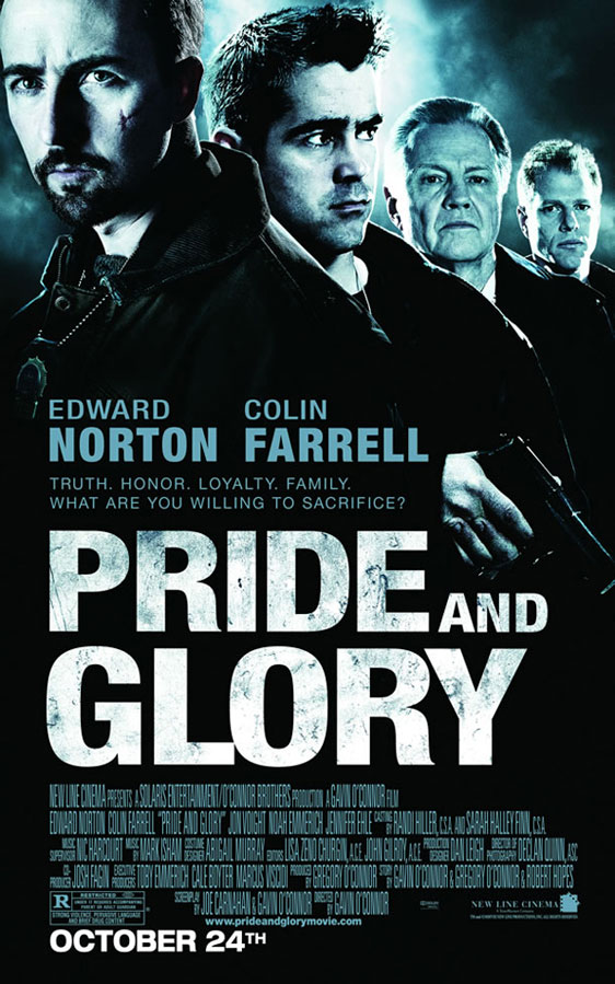 Pride and Glory Poster #2