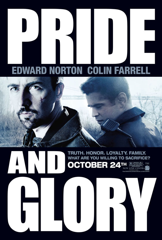 Pride and Glory Poster #3