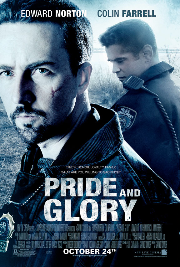 Pride and Glory Poster #5