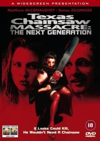 Texas Chainsaw Massacre: The Next Generation Poster #4