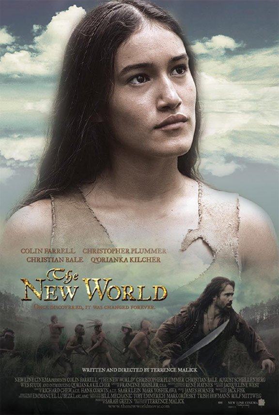 The New World Poster #4