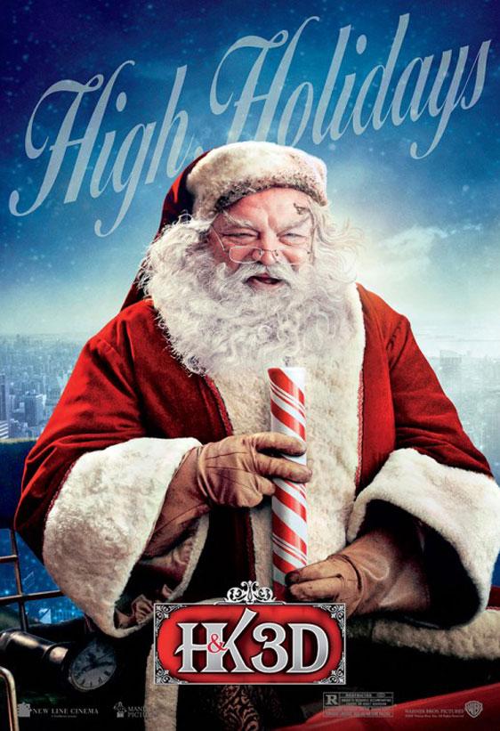 A Very Harold & Kumar Christmas Poster #11