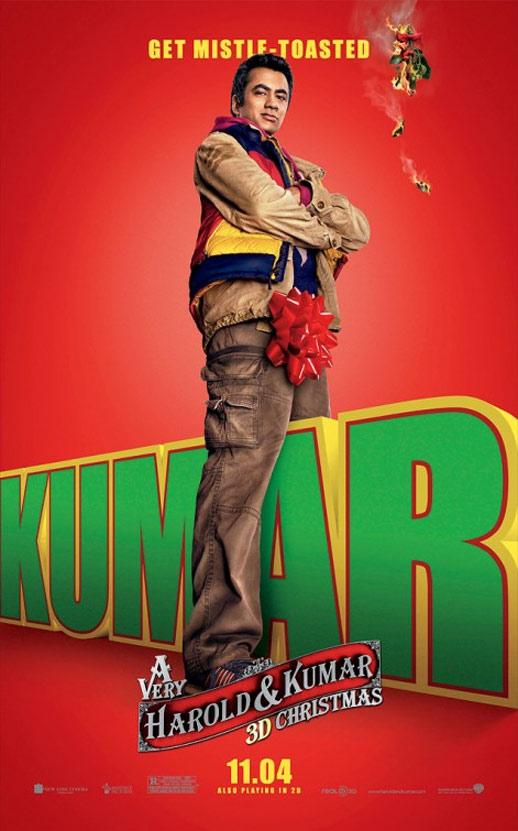 A Very Harold & Kumar Christmas Poster #2