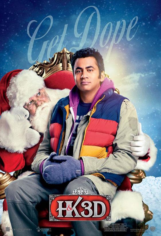 A Very Harold & Kumar Christmas Poster #7