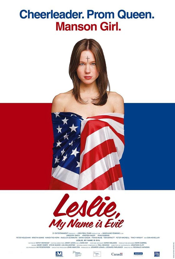 Leslie, My Name Is Evil Poster