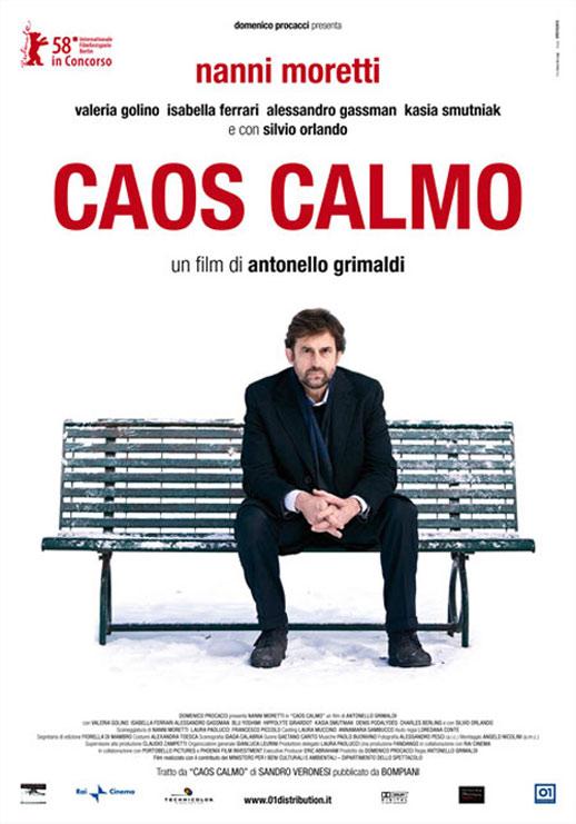 Quiet Chaos (Caos calmo) Poster