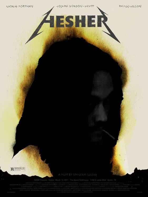 Hesher Poster #4