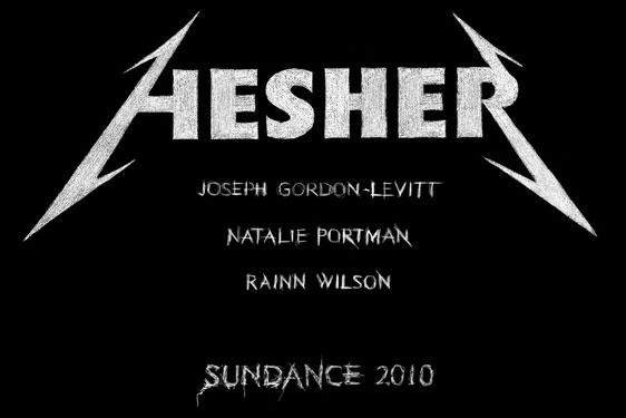 Hesher Poster #1