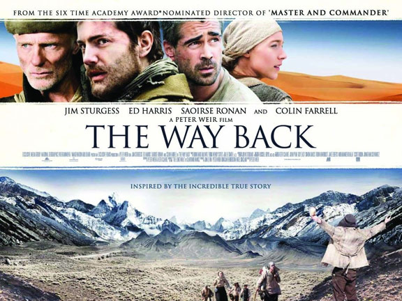 The Way Back Poster #3